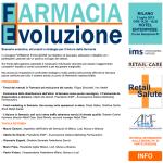Convegno _Farmacia Evoluzione_ - luglio 2013