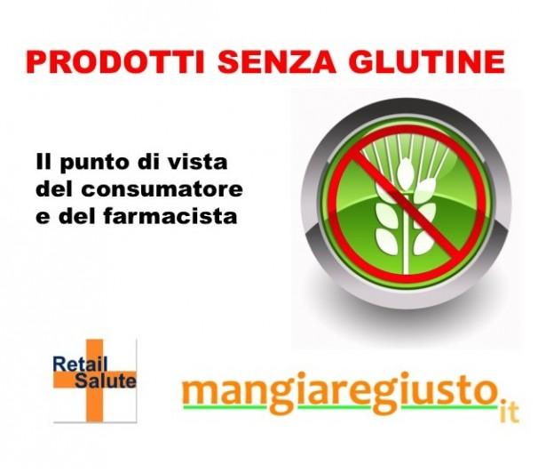 Indagine mercato senza glutine