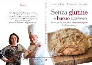 Lara Balleri e Francesco Favorito - il nuovo libro gluten free